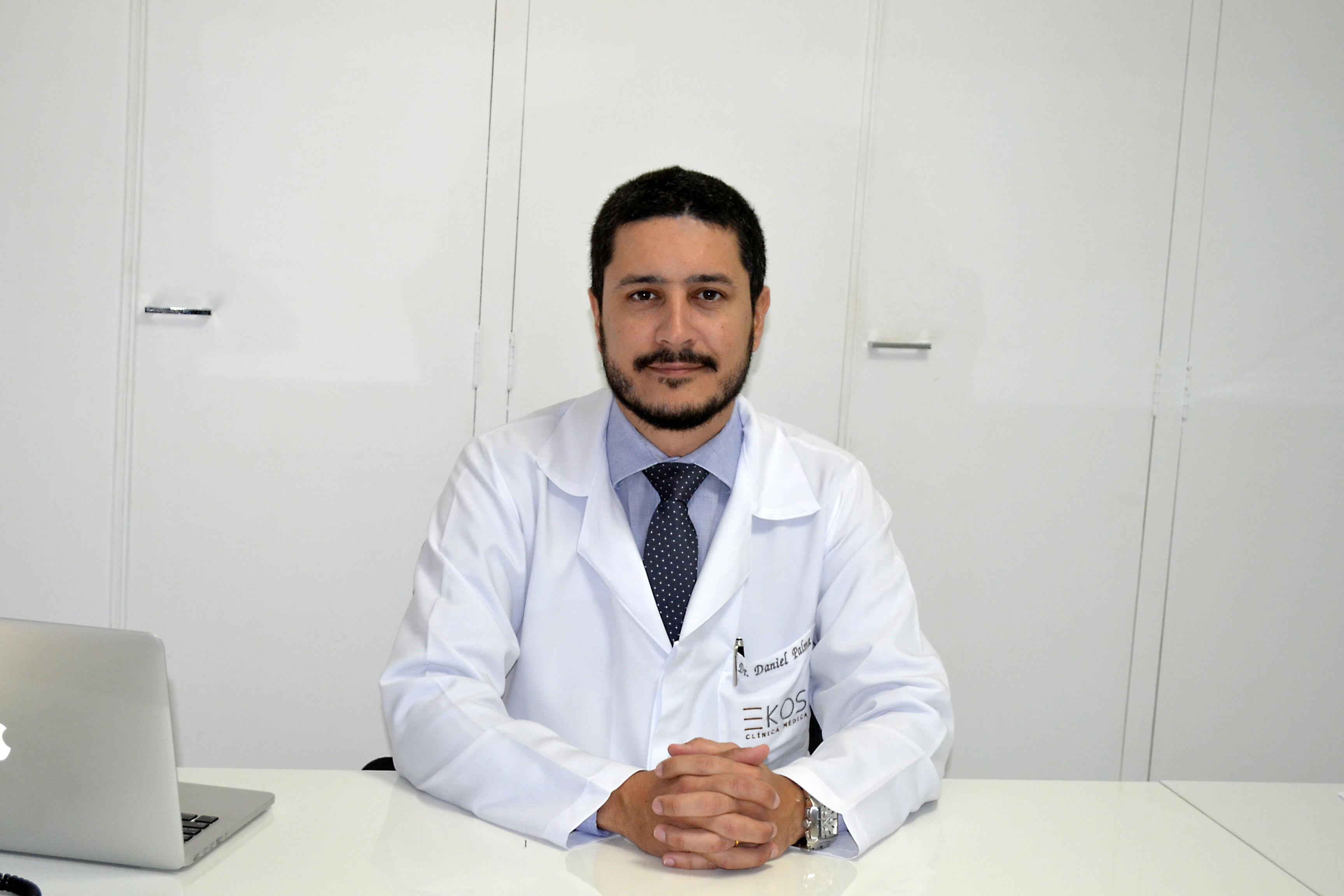 Drº Daniel Pedroso Palma – Cirurgia Aparelho Digestivo - CRM: 120.898 RQE: 47918