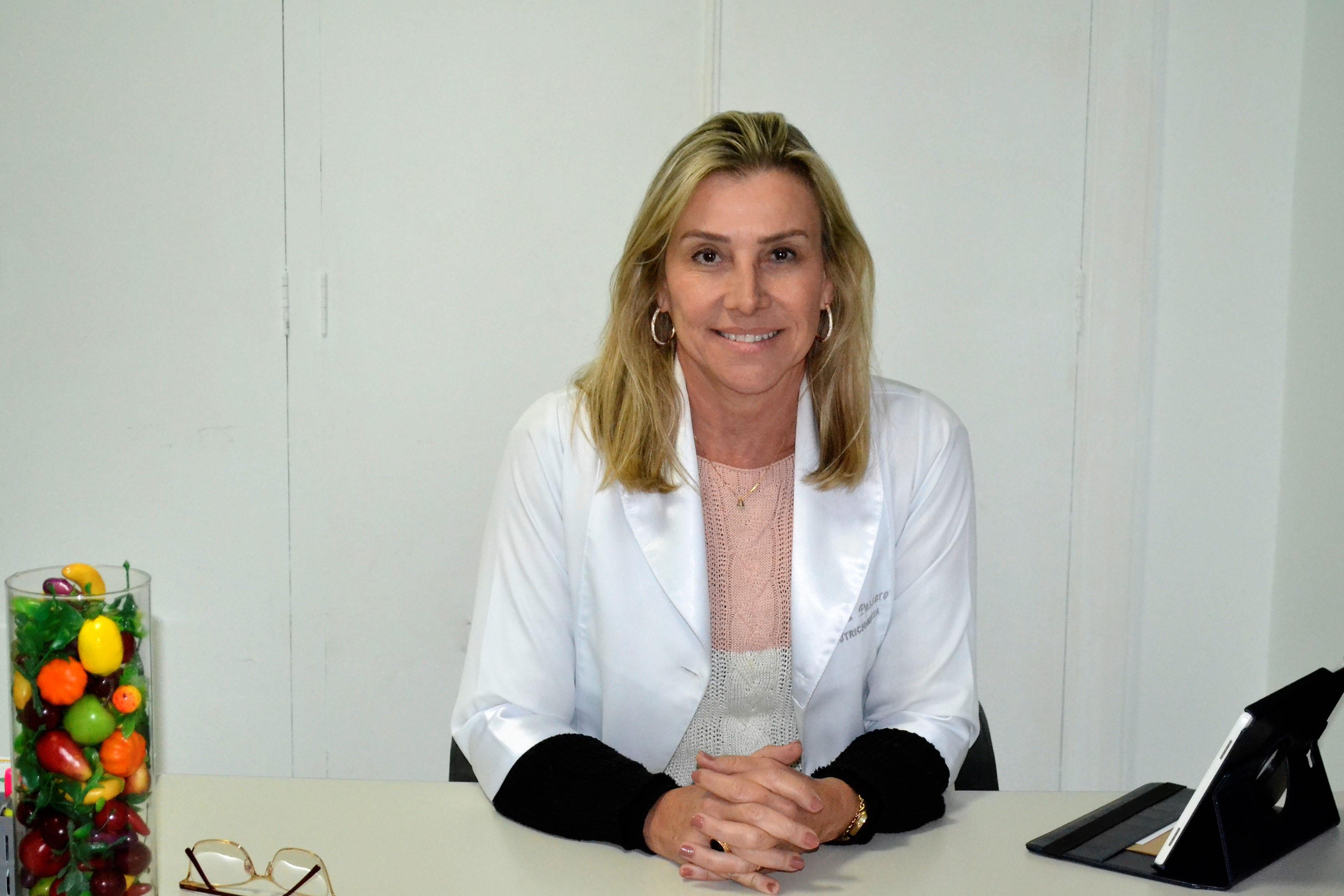Drª Vilma Ap. Passaro de Melo – Nutricionista – CRN: 2148